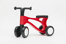 Toddlebike2 'Pre-Balance' bike -18 months+ - 0.8kg - indoor/outdoor - Racing Red