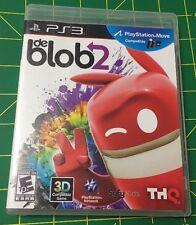 PlayStation 3 PS3 Video Game - de Blob 2