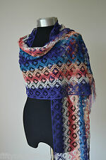 NEW AUTHENTIC MISSONI Lightweight  SCARF / WRAP  / THROW
