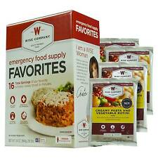 Wise Food Emergency Food Supply Favorites