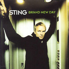 Sting Brand New Day CD Police Ghost Story Fill Her Up Desert Rose End Of Game