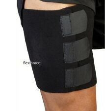 Thigh Groin Compression Wrap Brace Sleeve Elastic Support