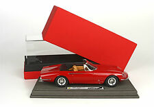 BBR 1966 Ferrari 365 California s/n 09127 LE 99pcs 1:18 1814AV*Deluxe In Stock!!
