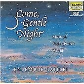 Come, Gentle Night - Music of Shakespear's World CD NEW