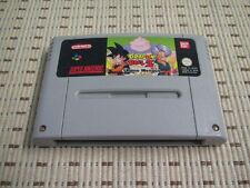 Dragon Ball Z Ultimate Menace Dragonball für Super Nintendo SNES