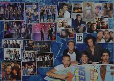 ONE DIRECTION - A3 Poster (ca. 42 x 28 cm) - Zayn Clippings Fan Sammlung NEU