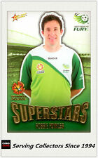 2009-10 Select A League Soccer Trading Card Superstars AS11: Robbie Fowler