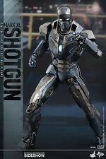 HOT TOYS - IRON MAN MARK XL SHOTGUN / figurine Movie Masterpiece 1/6, 30 cm