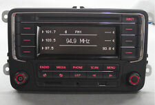 VW Autoradio RCN210 con BT USB AUX CD SD MP3 Golf,Tiguan,Sharan,Caddy,GTI,Passat