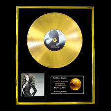 CELINE DION TAKING CHANCES  CD  GOLD DISC FREE P+P!!