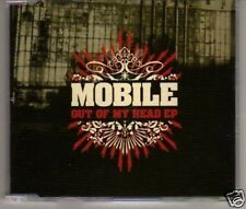 (A579) Mobile, Out Of My Head EP - DJ CD