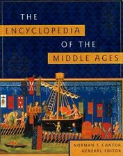 Encyclopedia Middle Ages 250 Color Pix Mughal Viking Celt Home Life Clothing War