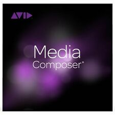 Avid Media Composer 8 1-Year Suscription License ** Student Edition