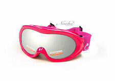 "The ""Poptart"" Adult Youth Snow Ski Goggles Anti Fog Dual Lens w Pouch Lots Color"