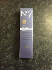 Boots No7 Lift & Luminate TRIPLE ACTION Serum 30ml. NEW OUT.