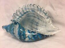 FERMACARTE in vetro/Ornamento ~ la figura/Ornamento ~ Sea Shell