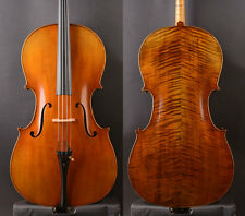 Special Offer! Modern Stradivari Copy Cello Fine Tone, German Oil varnish