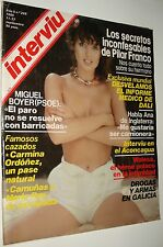 INTERVIU # 226 / CARMINA ORDOÑEZ THE POLICE Andy Summers Sting Stewart Copeland