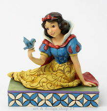 "Disney-escultura - ""snow white & Bird"" blanca nieves-jim Shore figura 4037512"