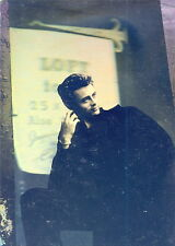 JAMES DEAN 1992 VISION GRAPHIX PROTOTYPE HOLOGRAM PROMO CARD NO NUMBER