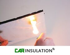 2m² GlassMAT™ Engine Insulation Exhaust Heat Thermal Glass Sound Proofing Car