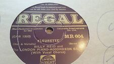 BILLY REID FLEURETTE & PARADISE REGAL MR604