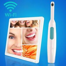 Mini Dental Intraoral Wireless WiFi Oral Camera for iPhone Android Windows PC U