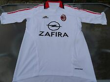 AC MILAN PLAYER ISSUE SHIRT 2006 KALADZE NO4 SMALL MENS BRAND NEW TAGGED