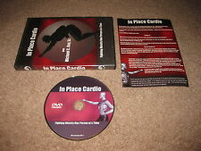 In Place Cardio - Michael C. Ray Sr - Fighting Obesity One Person At A Time DVD