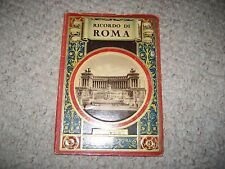Ricordo di Roma Vintage Images of Rome Italy FREE SHIPPING!