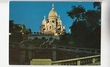 BF31116 paris la basilique du sacre coeur   france front/back image