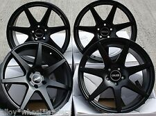 "18"" MB Z1 ALLOY WHEELS FITS RENAULT VOLVO PEUGEOT MERCEDES BENZ 5X108 ONLY"