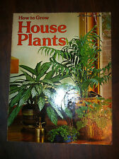 How to Grow House Plants (paperback) store#2534