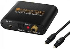 Neoteck Aluminum DAC Converter Digital SPDIF Coaxial Toslink To Analog Stereo