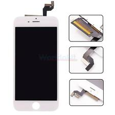 White Touch Screen Digitizer LCD Display Replacement 3D For iPhone 6S 4.7''