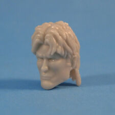 "MH084 Custom Cast Male head use with 3.75"" GI Joe Star Wars Marvel figures"