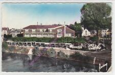 CPSM 94360 BRY SUR MARNE Restaurant Le Joyau de la Marne Edt CHABRIERE