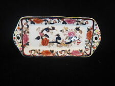 Masons Ironstone Blue Mandalay Sandwich Tray