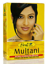 Multani Mati 100g Powder Natural Clay Skin and Face Cleanser Mask / Mud Pack