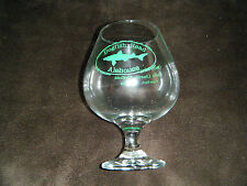 SUPER RARE DOGFISH HEAD SNIFTER GOBLET GLASS 18+ OZ ALEHOUSE PERFECT 120 MINUTE!