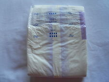 Tena Slip Maxi 710511 Medium European Adult Diaper Sample 2 Pack abdl Briefs