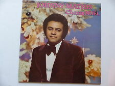 JOHNNY MATHIS Chante Noel CBS 81481