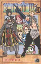 FAIRY TAIL tome 31 Hiro Mashima Manga shonen