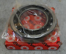 New Fag Angular Contact Ball Bearing, # 7214-B-TVP-UA,  WARRANTY