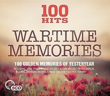100 Hits: Wartime Memories (2016, CD NIEUW)5 DISC SET