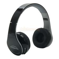 Bluetooth Wireless Stereo Headset Headphone with Receiver USB for PS4 PC