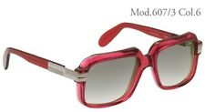 CAZAL 607 SUNGLASSES LEGEND VINTAGE (CRYSTAL RED) RUN DMC AUTHENTIC NEW