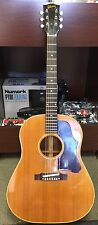 1961 Gibson J-50 Vintage Acoustic Guitar Natural with Case