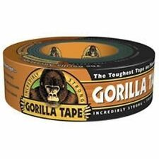 NEW GORILLA GLUE TAPE ROLL 1.88 X 12YD WORLDS TOUGHEST TAPE ALL PURPOSE DUCT USA