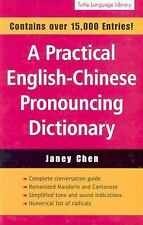 A Practical English-Chinese Pronouncing Dictionary: English, Chinese C-ExLibrary